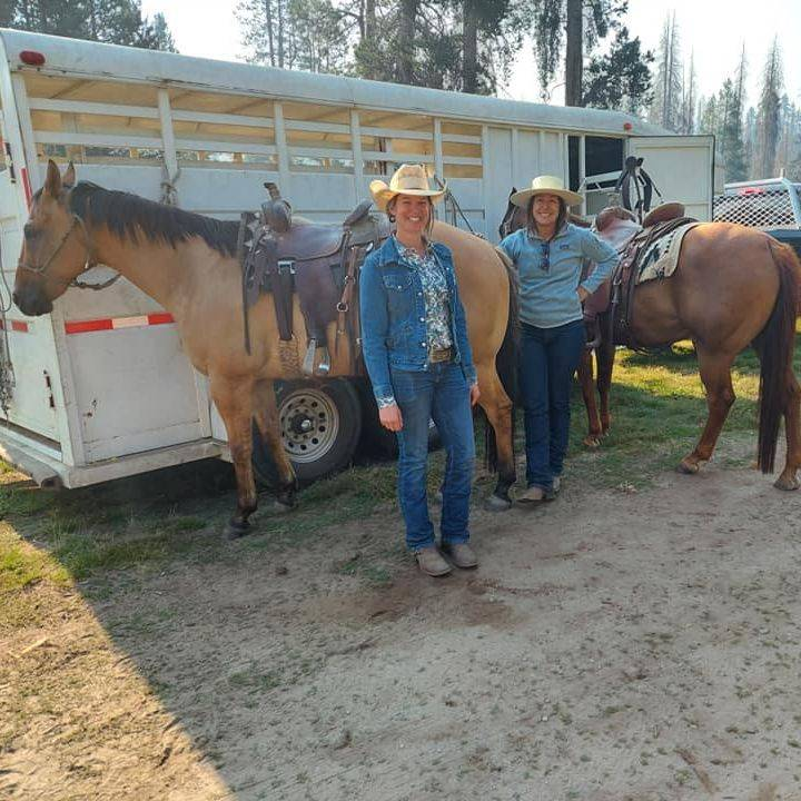 Bring your own riding stock or ride ours on a guided pack trip to one of the Ansel Adams beautiful lakes.  MPS has the most lakes on the West side of the Sierras to choose from.  Plan a fishing trip with friends.