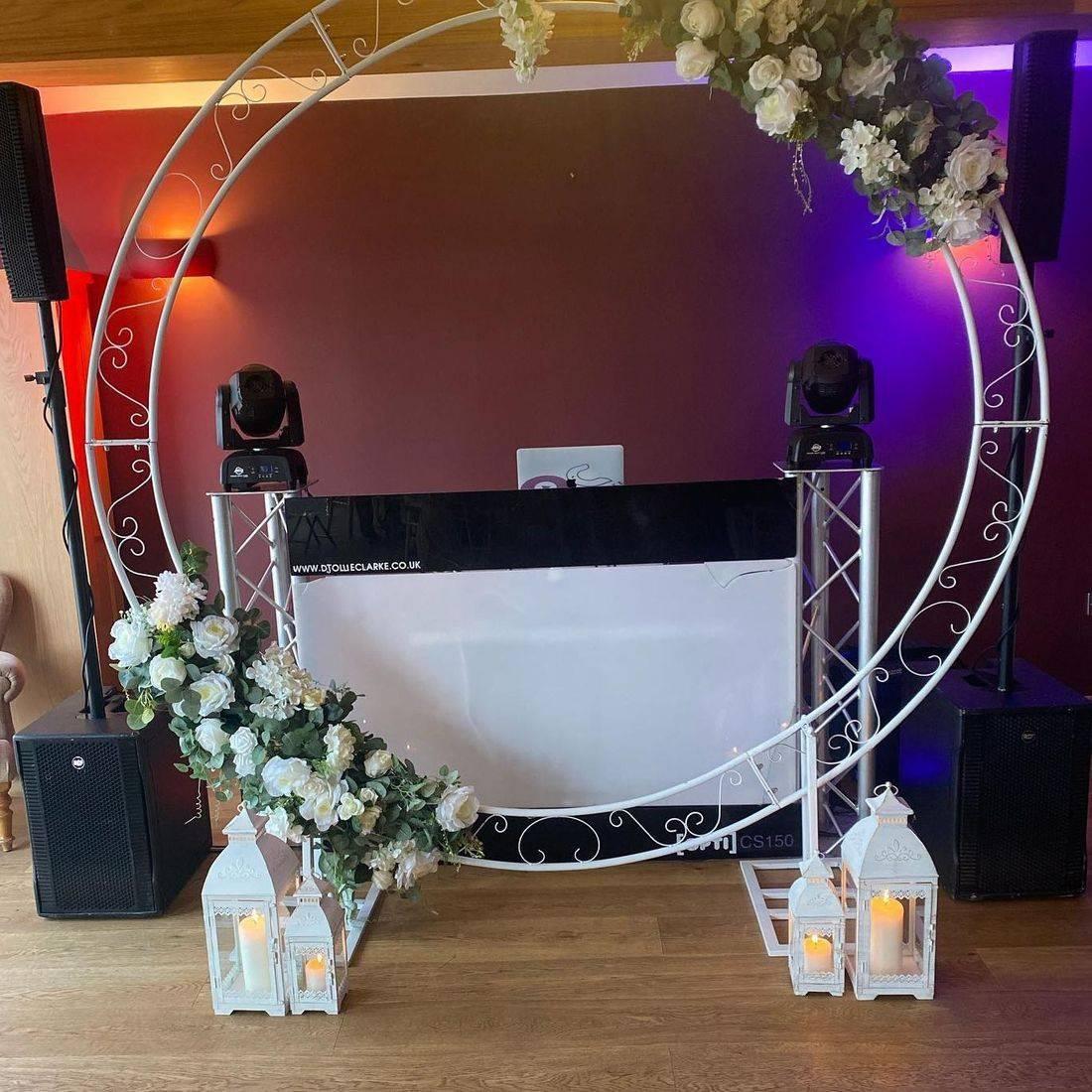 The Bringewood Shropshire Wedding Venue Wedding DJ