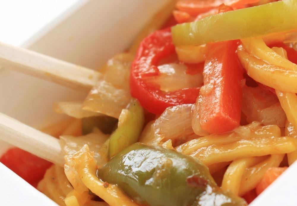 Noodles Vegetables
