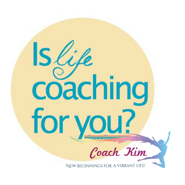 life coach Kim