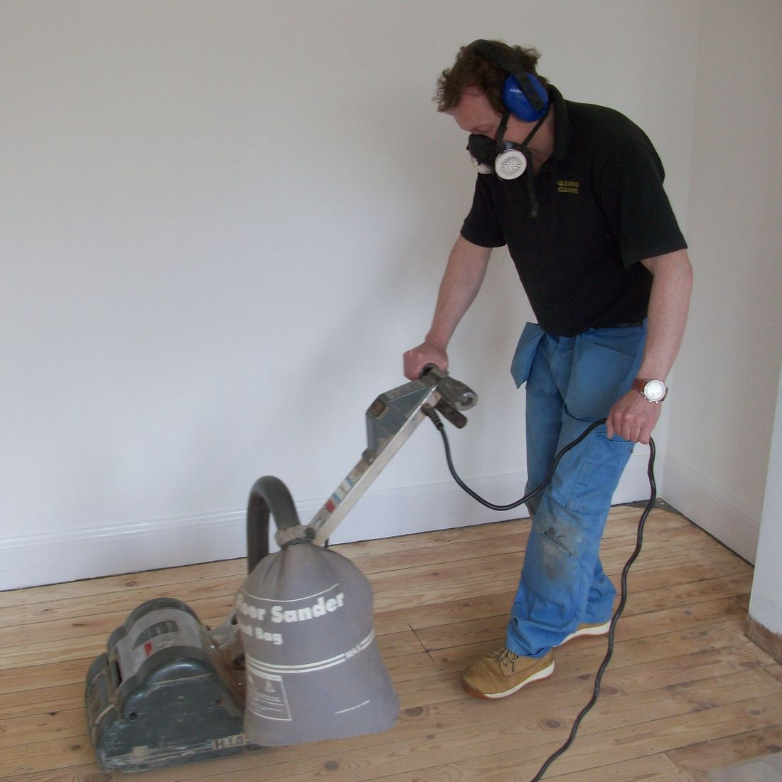 Floor sanding Business Opportunity for sale