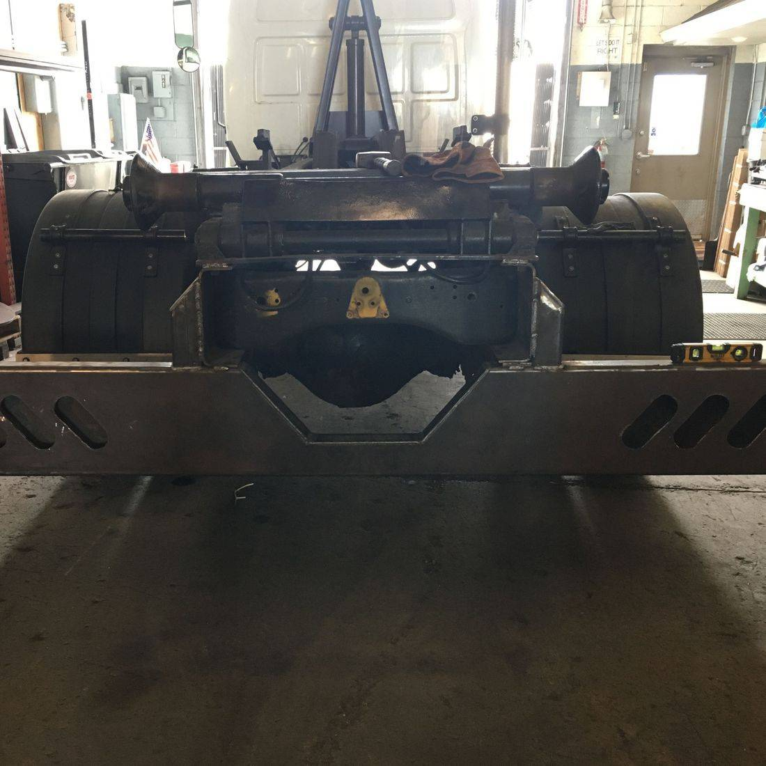 Frato Products - Custom Truck Bumper Design