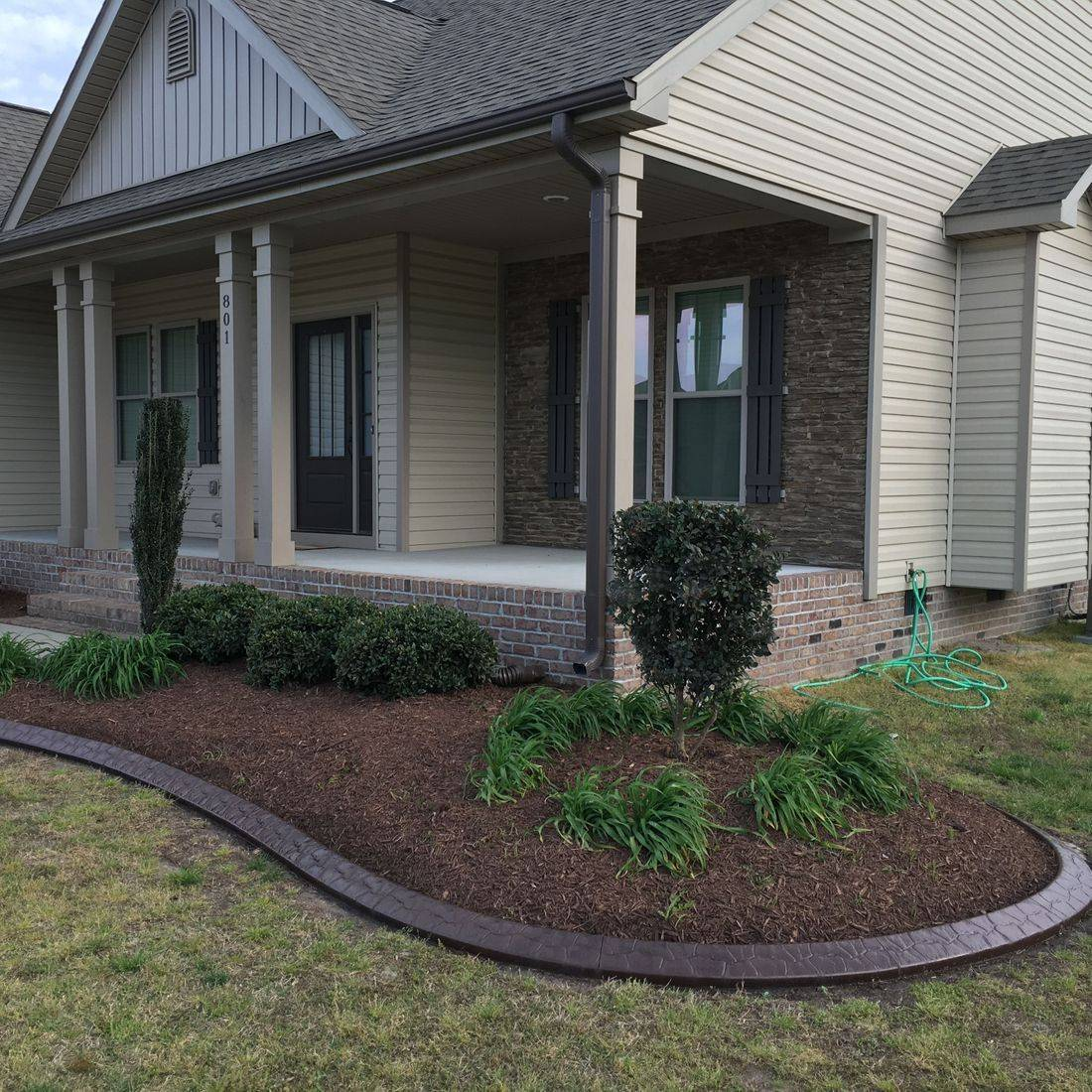 Concrete Edging in Goldsboro NC
