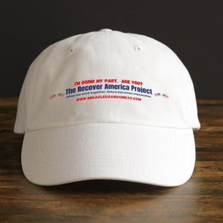 Recover America Project Cap