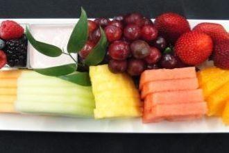 fruit platter delivery
