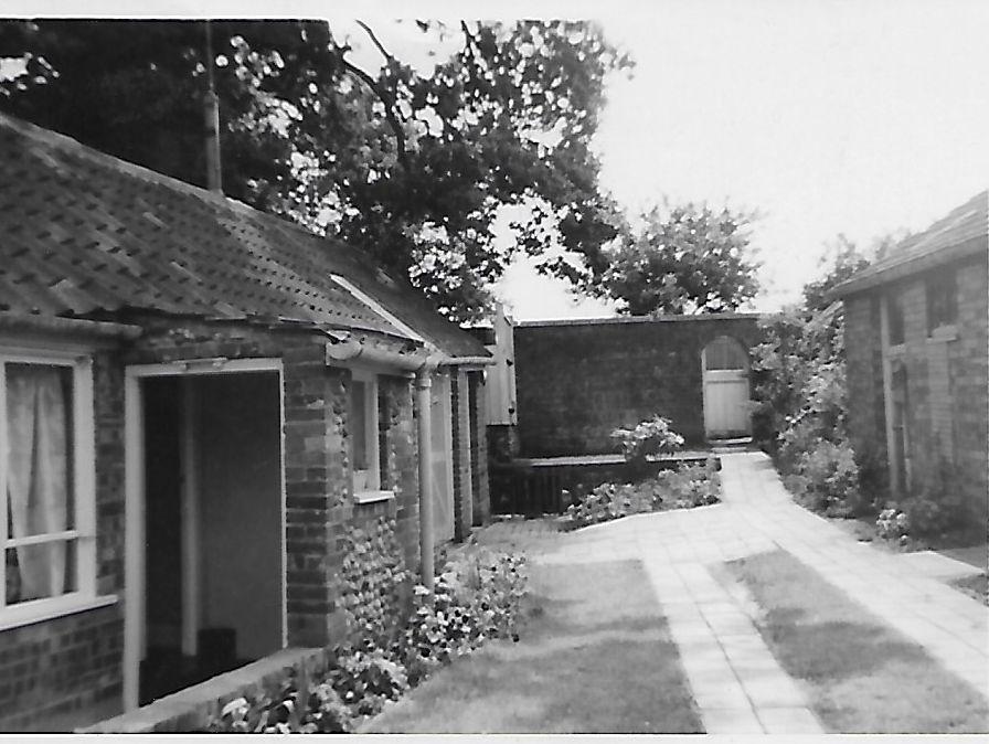 marys garden, the old workshop gallery, Corpusty.