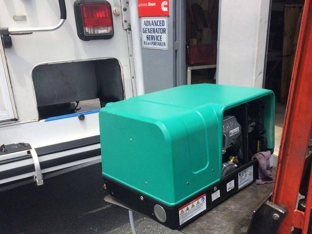 Cummins Onan 2.8 RV Generator