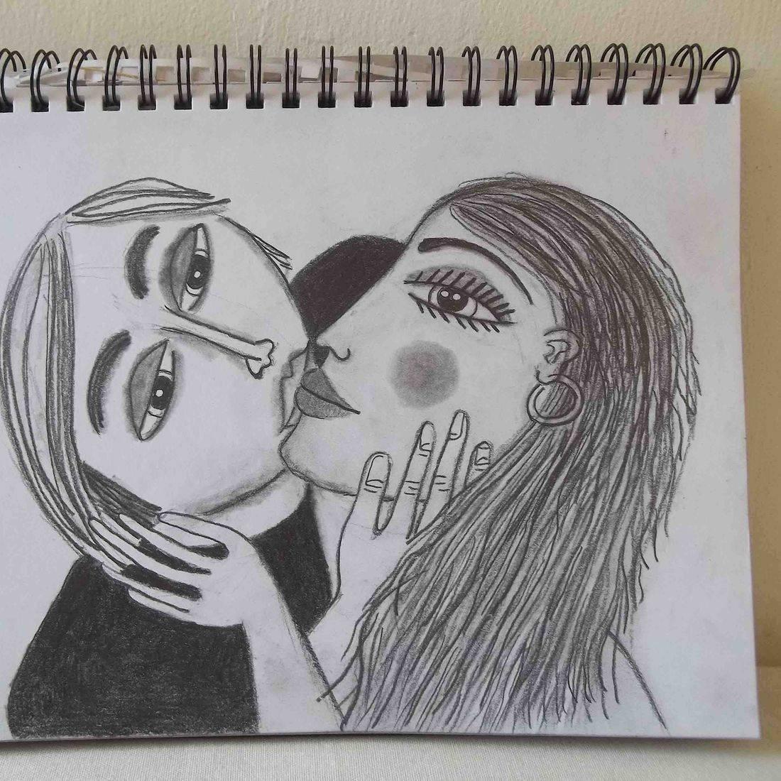 Love, Lust, Girlfriends, Pop Art, Contemporary Art