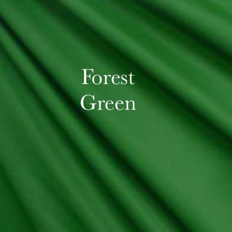 Forest green Lycra