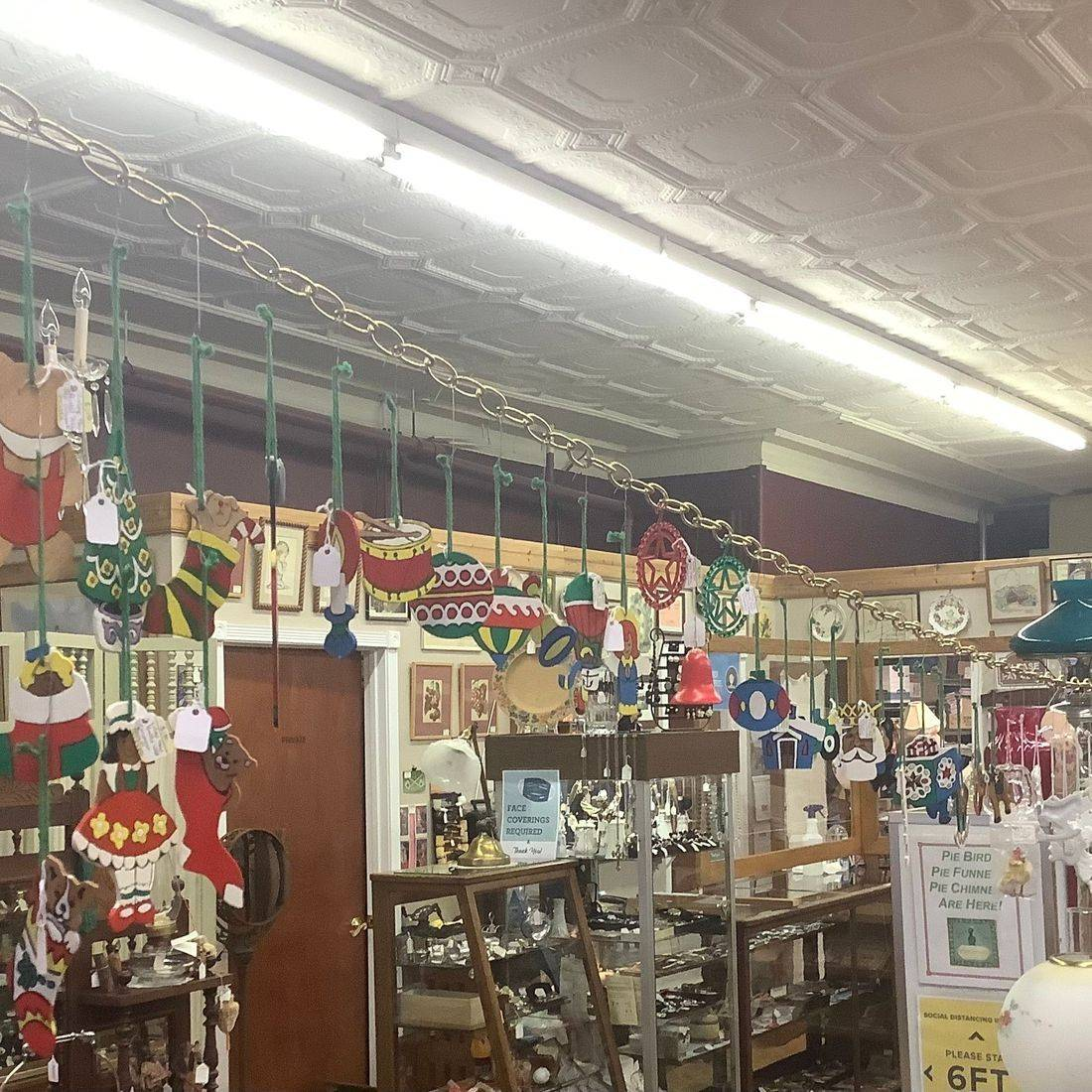 Vintage and Newer Christmas Tree Ornaments   $1.00 to $3.00