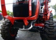 B2601 Exhaust extension. Specialty Repairs Custom Mods