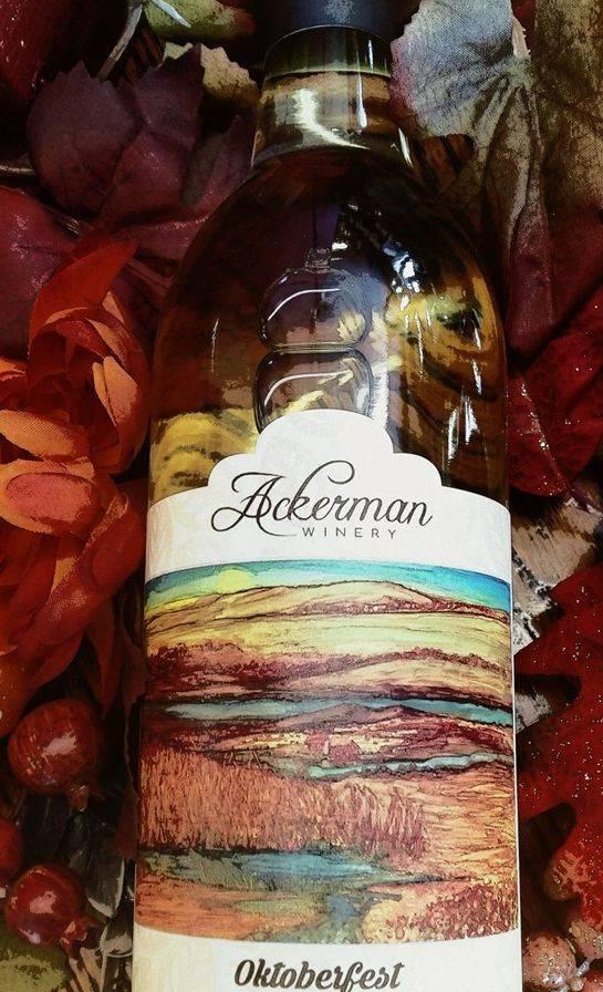 Amana Oktoberfest Wine