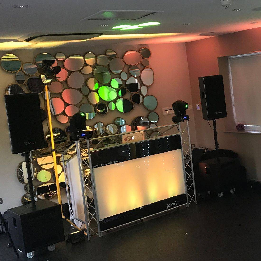 Wedding DJ across Solihull West Midlands Birmingham