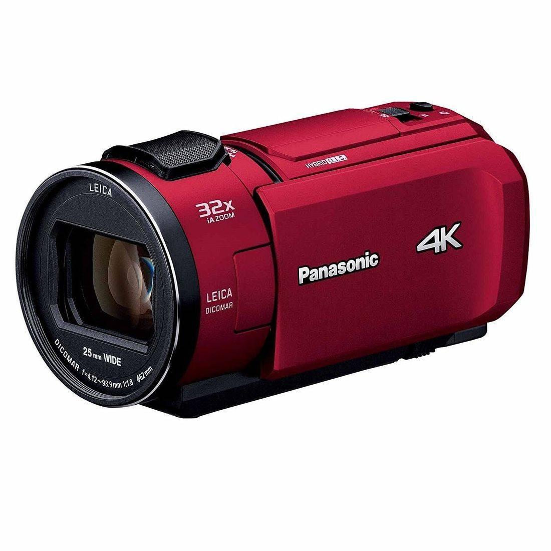 Panasonic HC-VZX1M 4K Camcorder