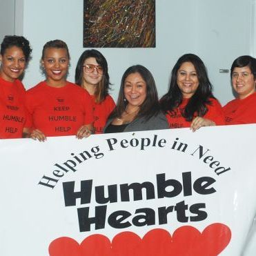 One of our wonderful partnerships-Humble Hearts