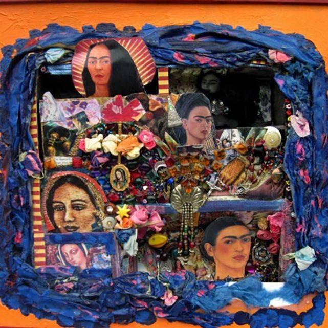 Tribute to Frida