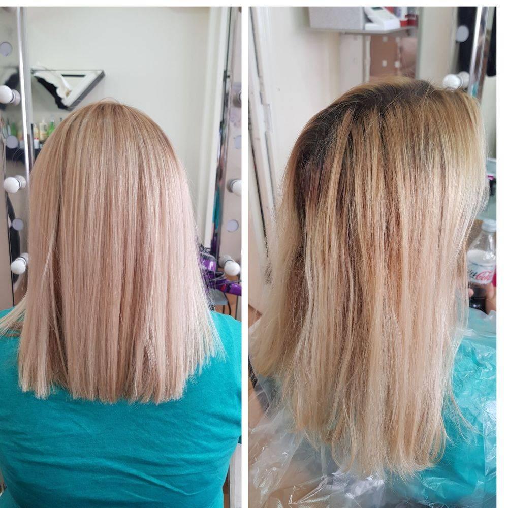 Highlights Blow Dry Tottenham hair-studio mobile hairdresser Tottenham North London