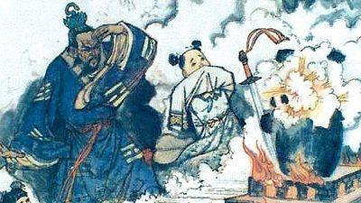gunpowder, tang dynasty, chinese black powder, china discovery