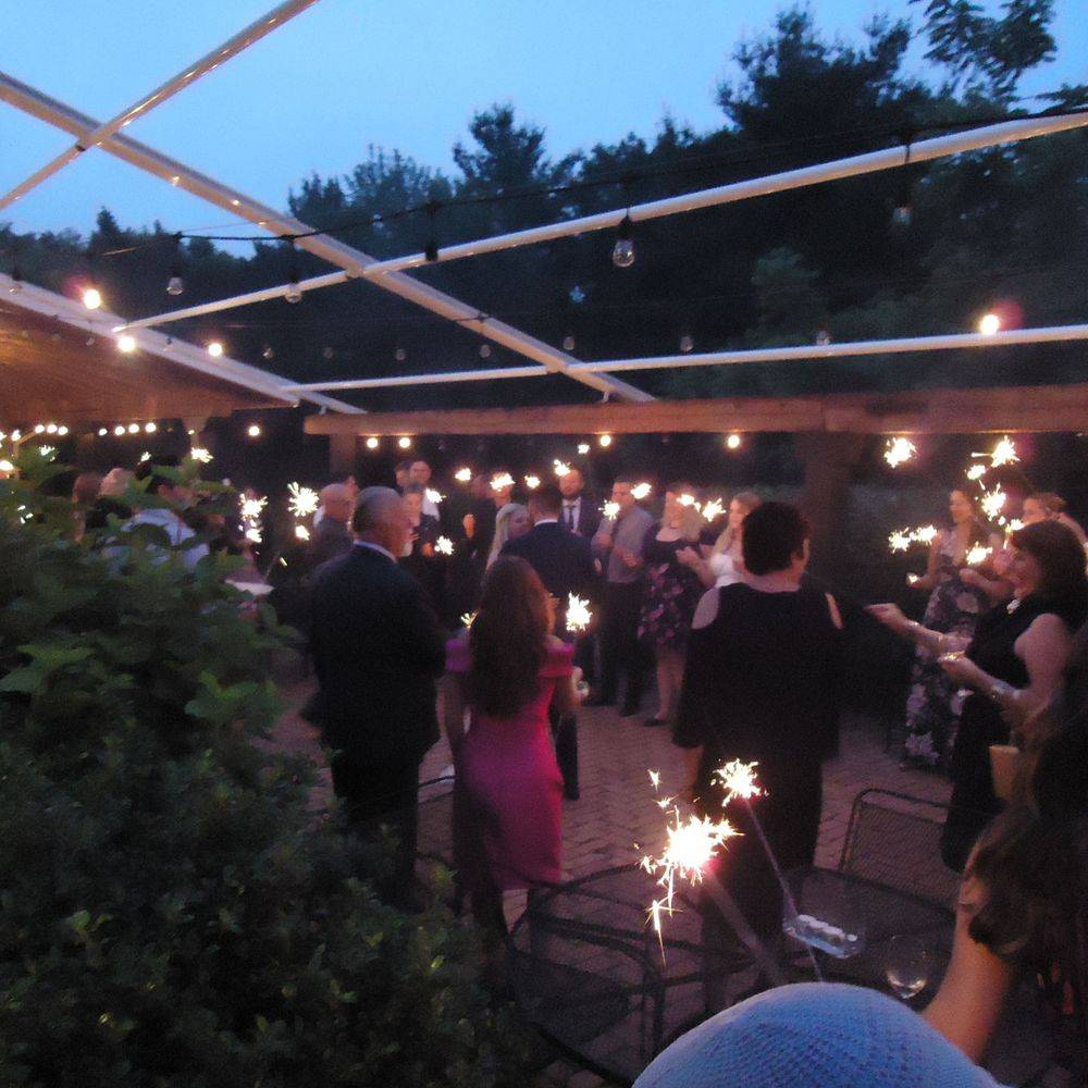 Wedding at Honsberger Estate