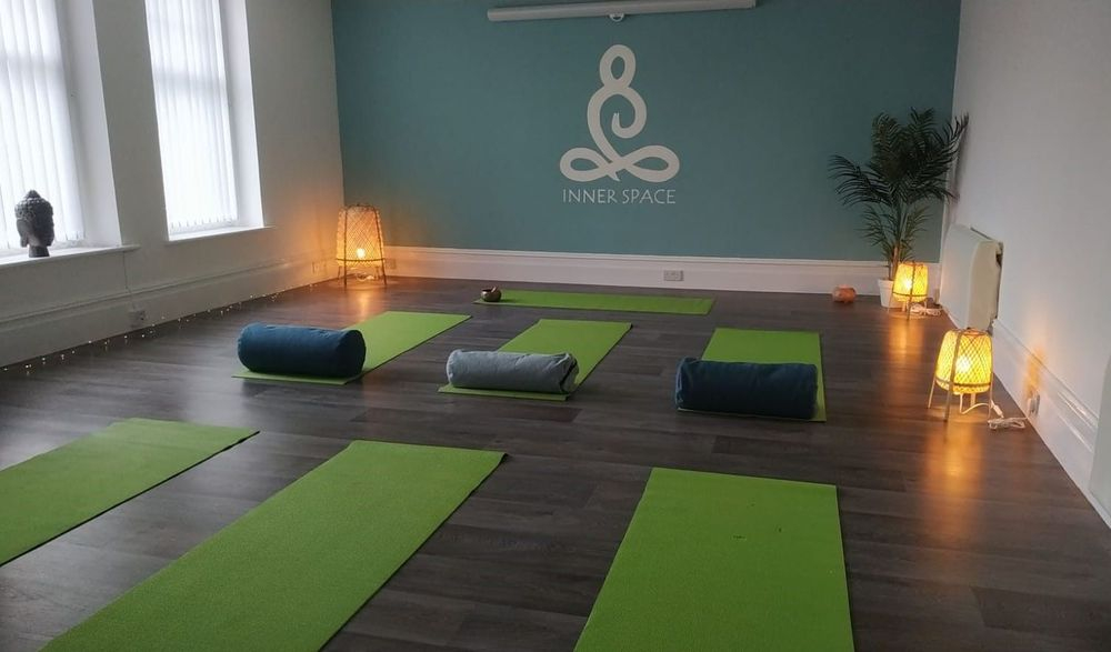Yoga Studio in Newquay Cornwall