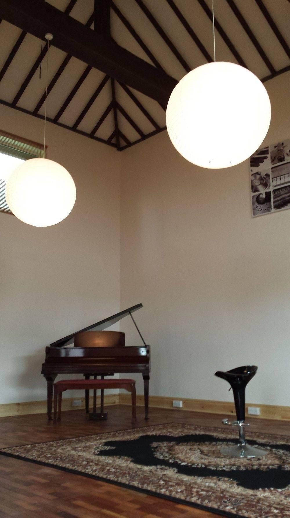 Music Studio Piano