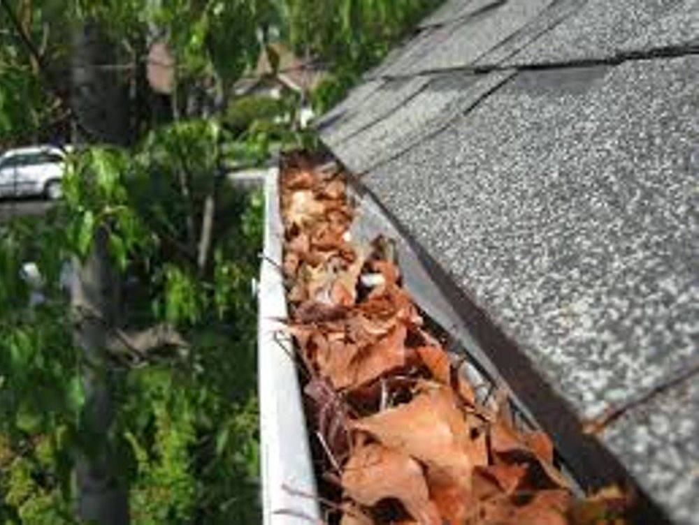 Gutter Cleaning in Allentown
