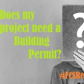 Does my Project Need a Building Permit?
