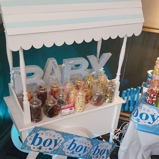 conference sweet cart