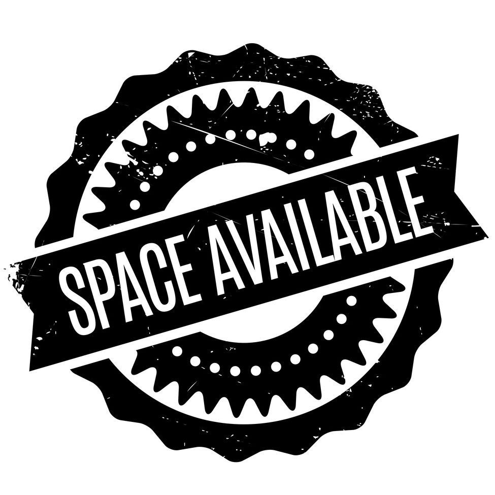 rental space available