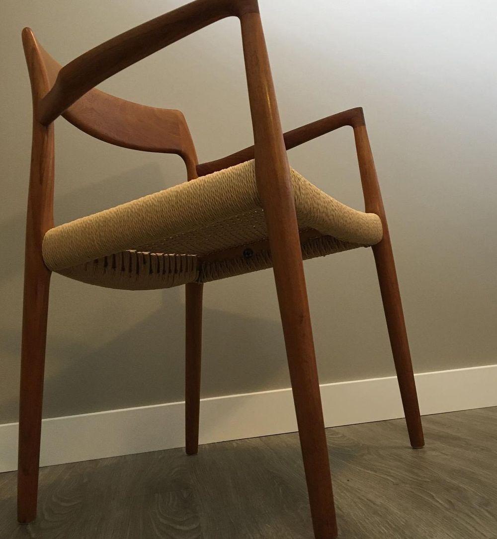 Hans Moller Chair 57