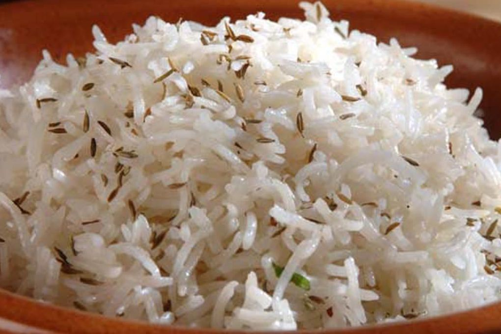 This is Arista's Jeera Rice