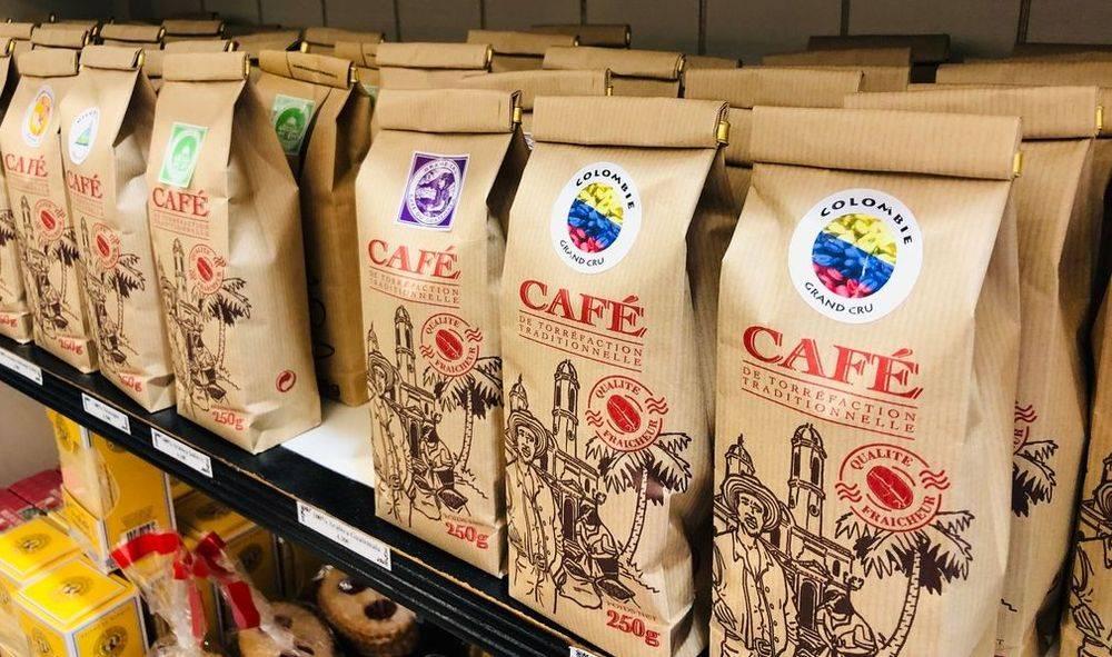 cafe artisanal