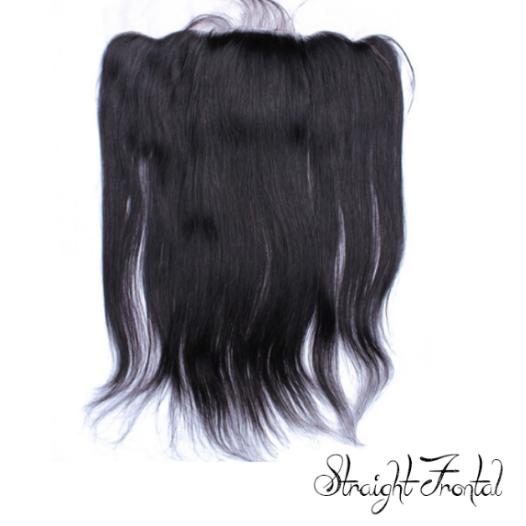 Straight hair bundle