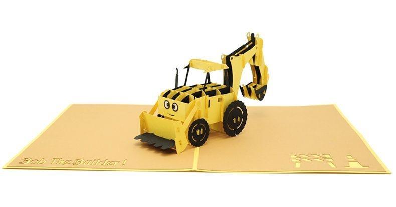 Bob The Builder Digger