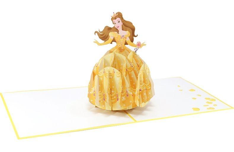 Belle from Beauty & Beast