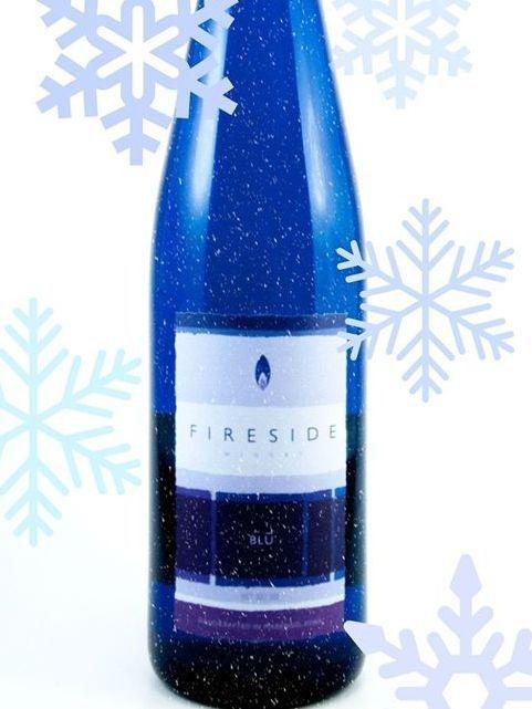 Fireside Blu Wine