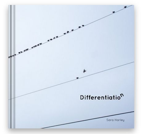 Differentiation book by Sara Harley