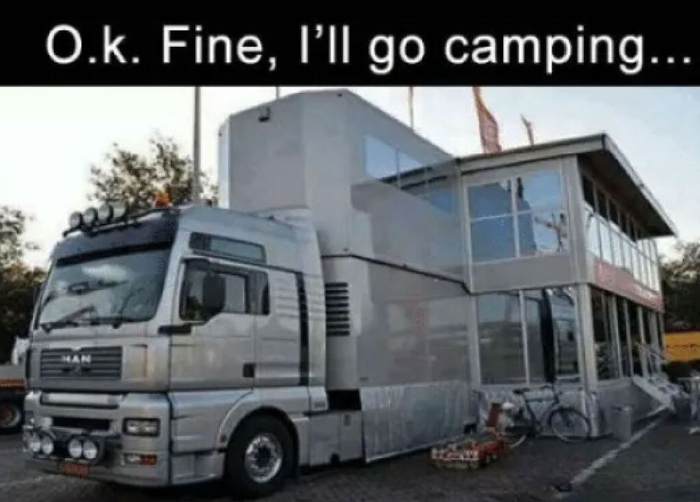 Big Rig, luxury, camping, RV Park, sliders, expensive