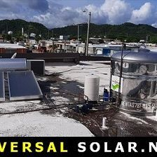 Cisterna instalada Puerto Rico