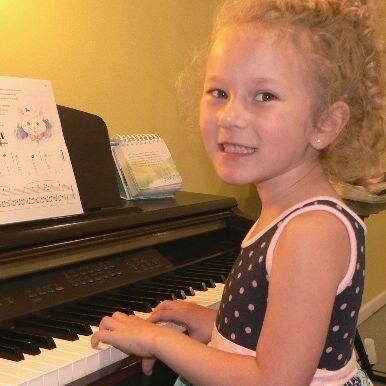 Preschool Piano Lessons in Ada, Grand Rapids MI
