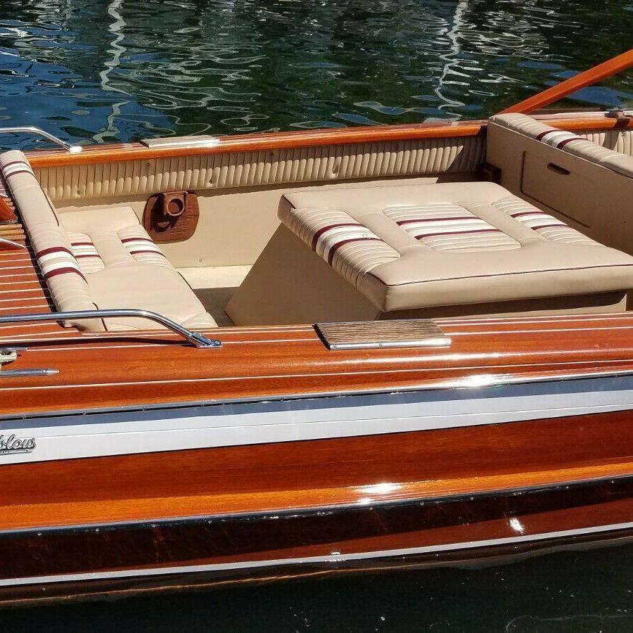 Beautiful Streblow for Sale at Bergersen Boat Co