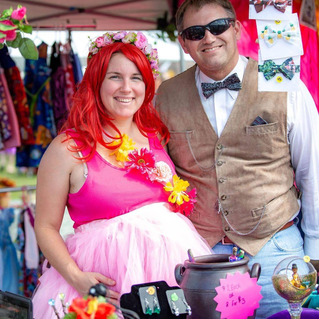 painting, fun, crafts, vendors