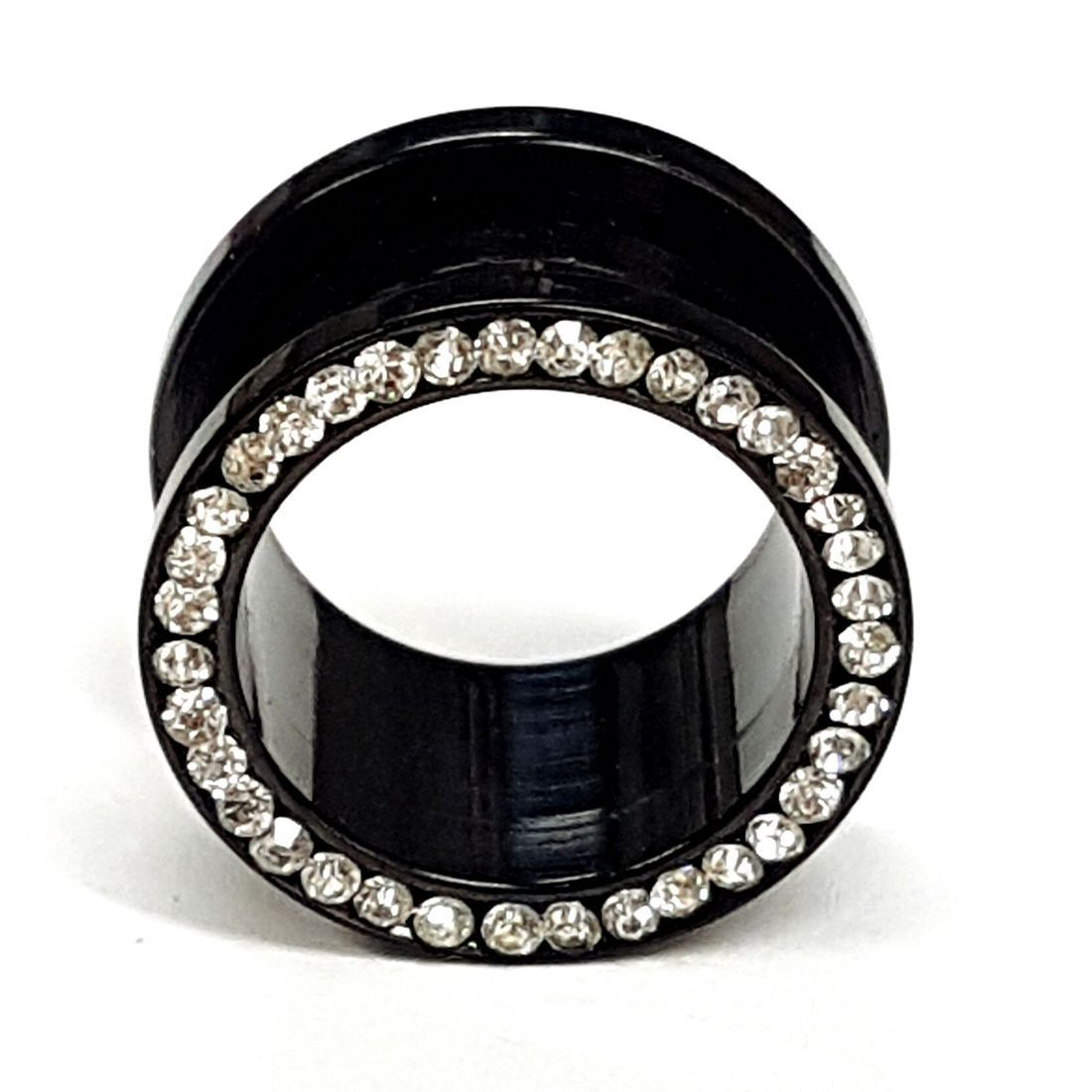 Titanium Black Crystal Tunnel  available from Kazbah online or our Leicester city centre store