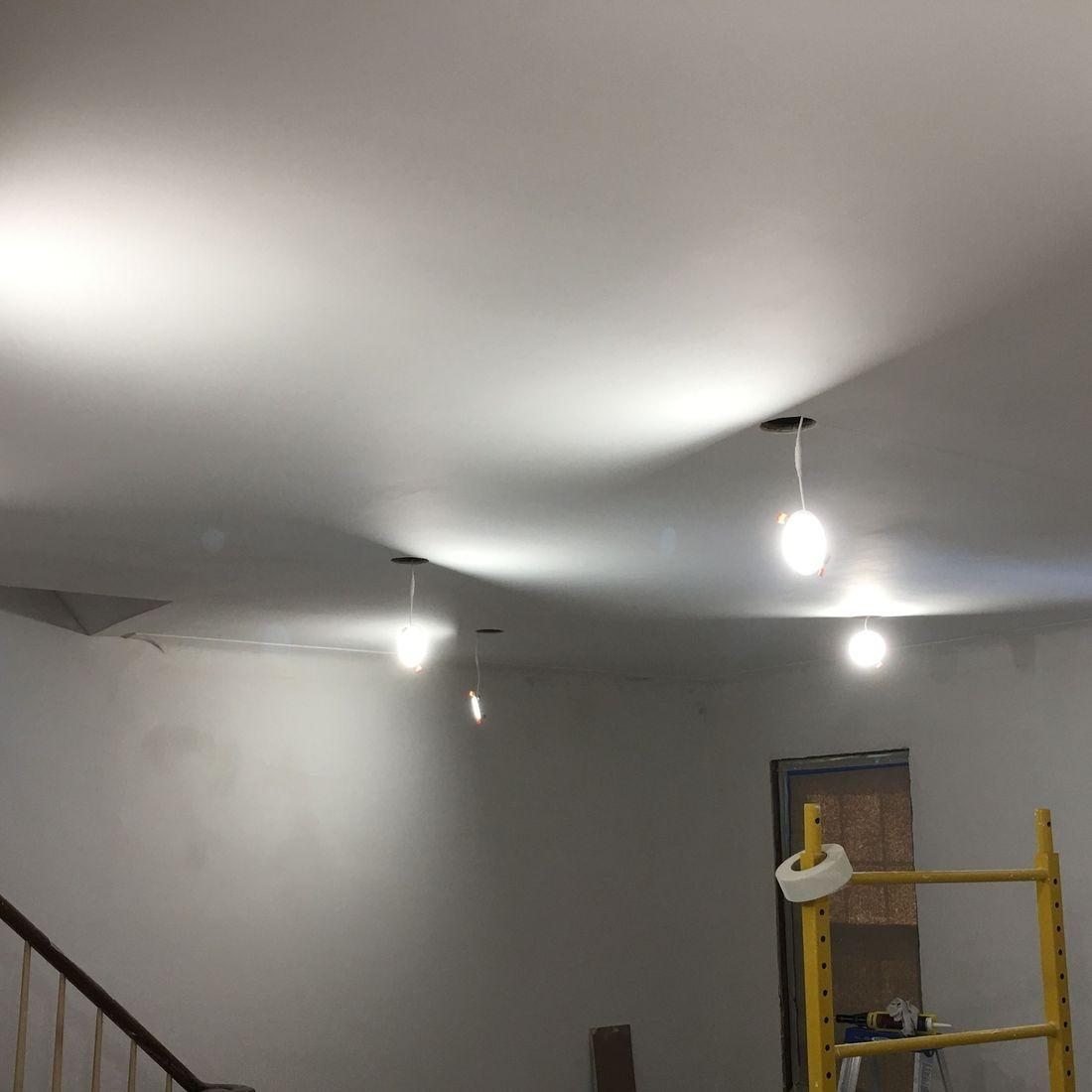 Skimcoat/ Plaster Ceiling In Flushing NY