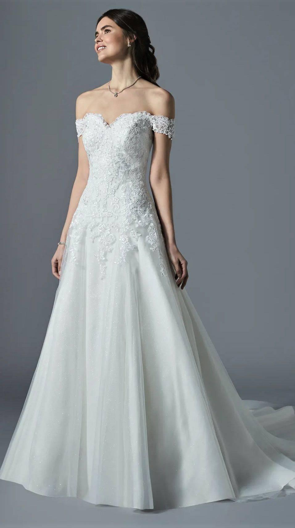 Plus size wedding dress size 24