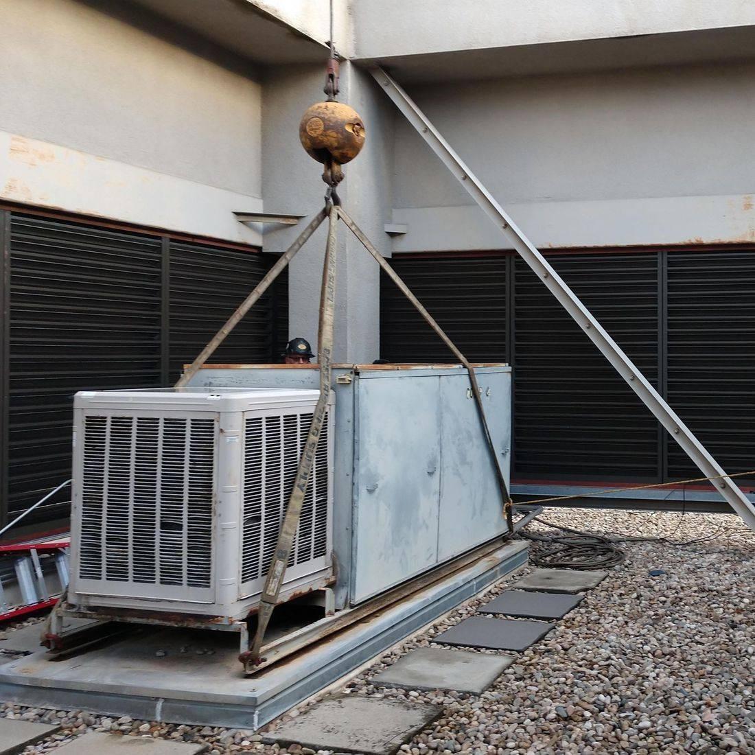 refrigeration Equipment removal