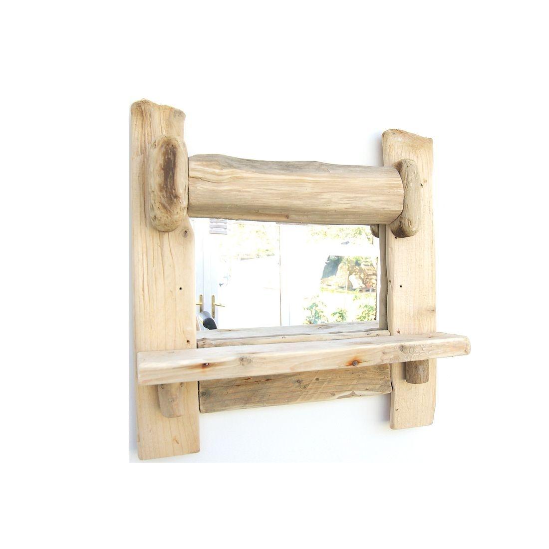 Driftwood Mirror 20