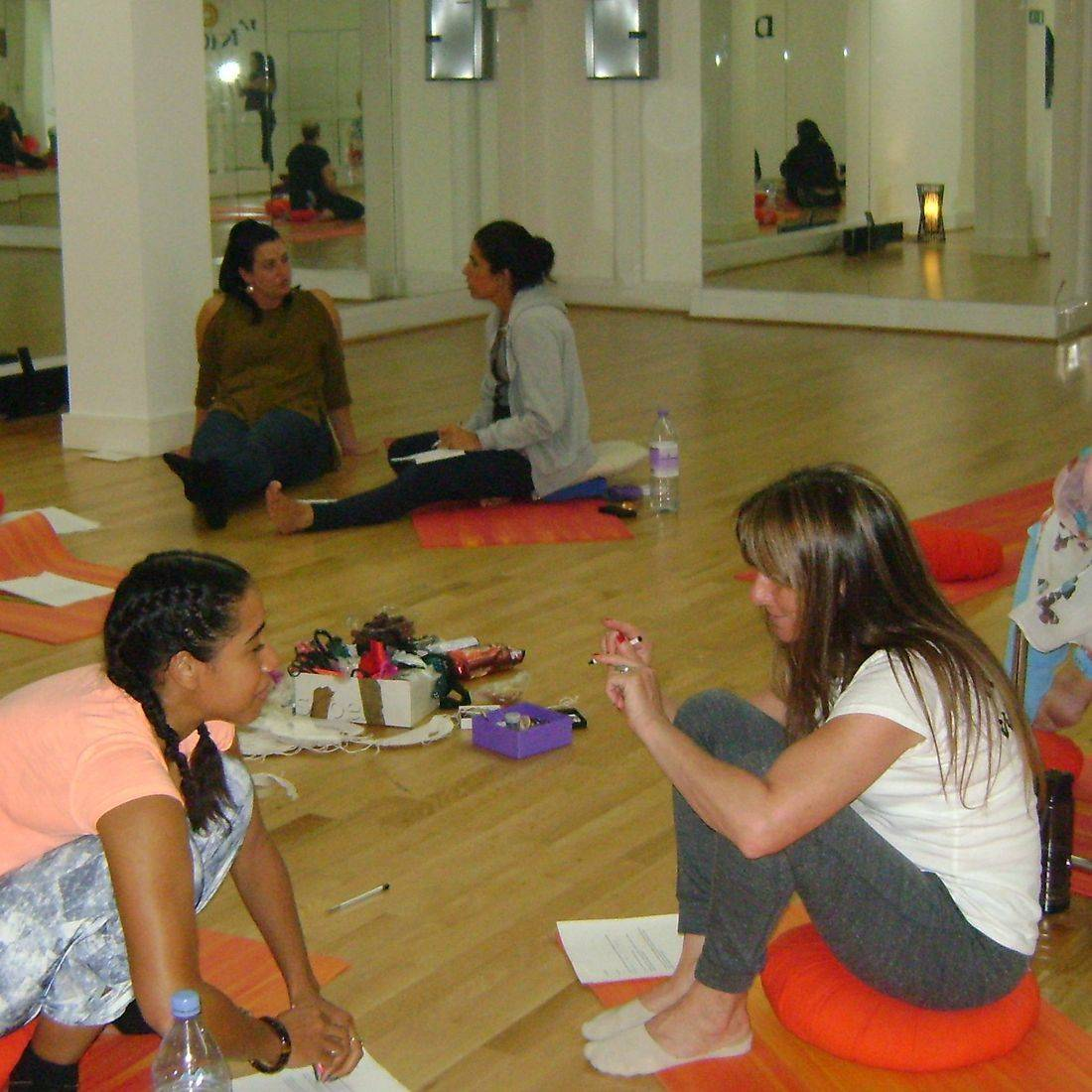 Earthmoves creative workshop dance studio book now retreat discussion yoga