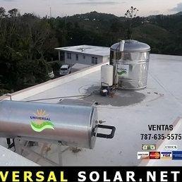 Cisterna UNIVERSAL instalada