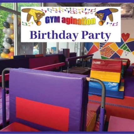 Miami Gymnastics Birthday party Brickell, Coral Gables, Coconut Grove